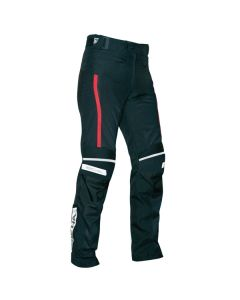 Richa Air Vent Evo  Regular Fit Textile Trousers Red